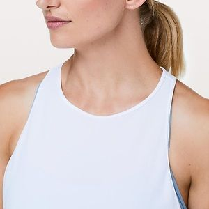 Lululemon Never Still Tank NWT